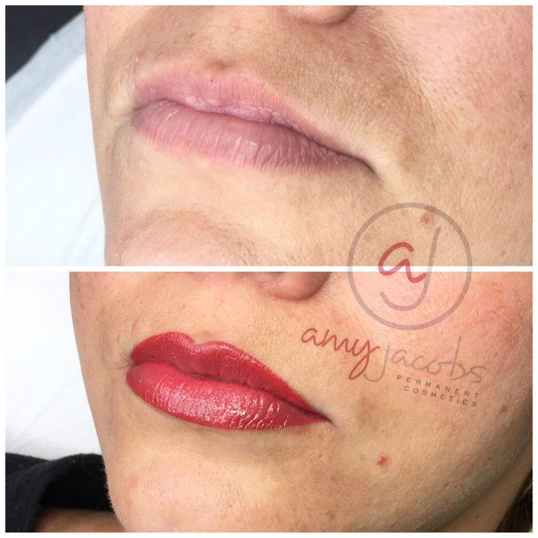 Full-Lip-Semi-Permanent
